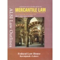 Mercantile Law in Pakistan by I.A Khan Nyazee