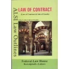 Law of contract (law of contract and sale of goods) by I.A Khan Nyazee