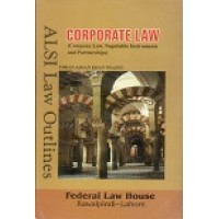 Corporate Law by I.A Khan Nyazee