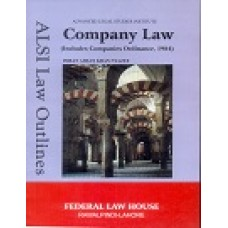 Company Law(includes Companies Oridinance,1984) by I.A Khan Nyazee