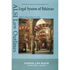 Legal systems of Pakistan by I.A Khan Nyazee