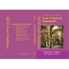 Law of Torts and Easements by I.A Khan Nyazee