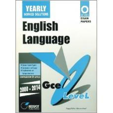 GCE O LEVEL ENGLISH LANGUAGE (YEARLY)