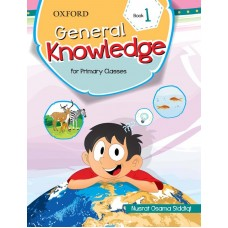 Oxford General Knowledge Book 1