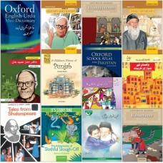 Oxford Children books Level 6 (pack of 13)