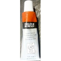 Acrylic Colours Daler Rowney