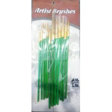 Paint Brushes Pack of 12 Best